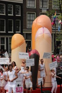 gay parade-in-amsterdam